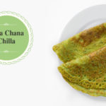 Kala Chana Chilla